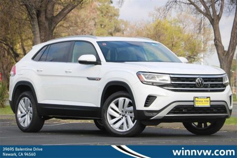 2020 Volkswagen Atlas Cross Sport 3.6L V6 SE w/Technology 4Motion