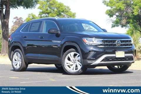 2020 Volkswagen Atlas Cross Sport 2.0T SEL 4Motion