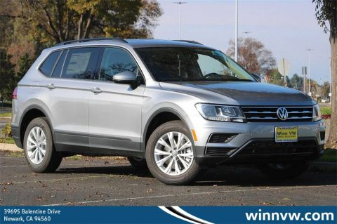 New 2020 Volkswagen Tiguan 2.0T S 4Motion AWD 4D Sport Utility