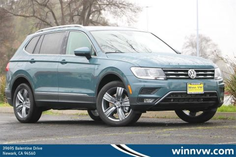 New 2020 Volkswagen Tiguan 2.0T SEL 4Motion AWD 4D Sport Utility