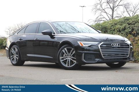 Pre-Owned 2019 Audi A6 3.0T Premium Plus quattro 4D Sedan